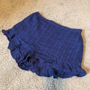 Worn once casual shorts